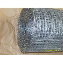 Malha quadrada galvanizada ISO 9001