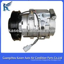 10S15L 6pk toyota ac compressor for cars