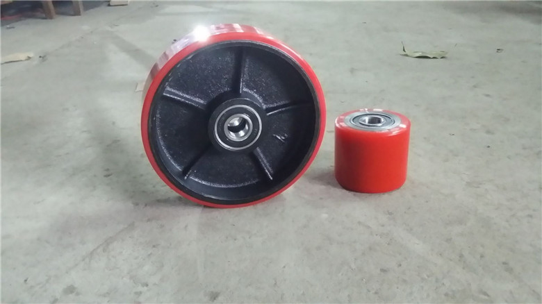 Durable PU Wheel
