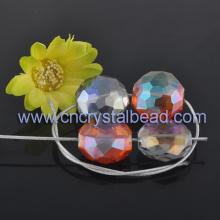 Ronde à six pans creux fil de perle de verre