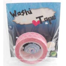 cinta japonesa del washi al por mayor, cinta de encargo del Washi, cinta japonesa del Washi