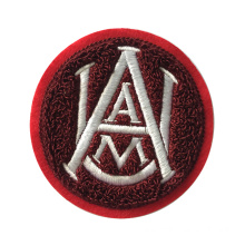 Embroidery Badges in Chenille