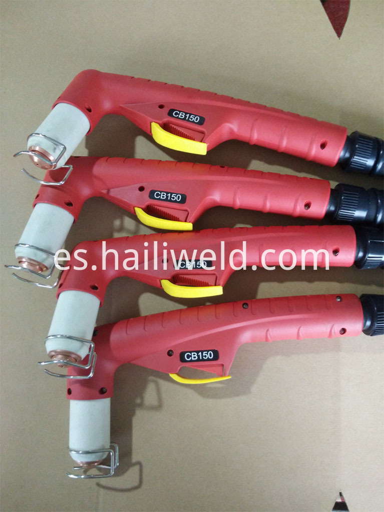 CB150 plasma cutting torch body