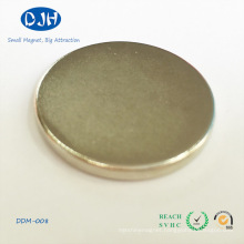 Wholesale Magnetic Material Disc Neodymium NdFeB Magnet for Packing
