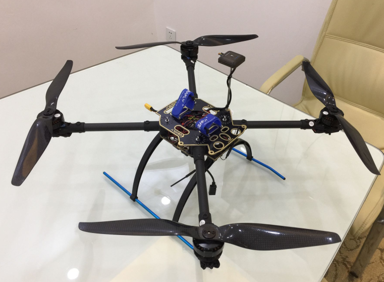 Drone With FC And GPS