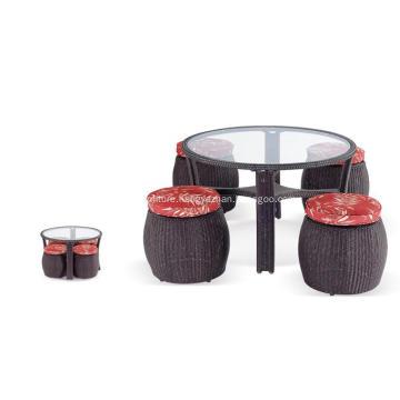 Pe Rattan Balcony And Wicker Furniture Design
