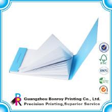 Custom printed promotional blank mini pallet notepad
