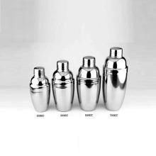 2019 New Amazon  Stainless Steel Barware Custom Logo  Shaker Bottle Bar Tools  Cocktail Shake