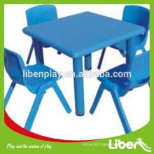 white plastic outdoor table and chair,outdoor wholesale prices plastic tables and chairs LE.ZY.004