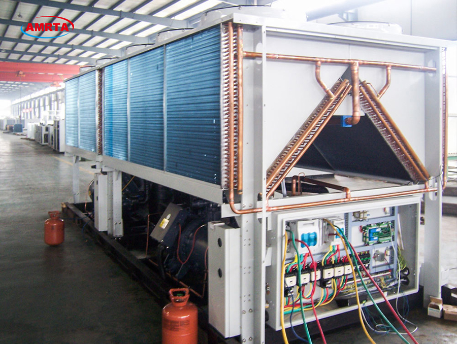 Double Screw Chiller