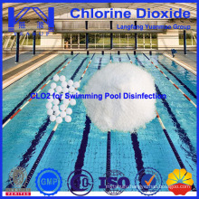 High Efficiency Swimming Pool Chemical Chlorine Dioxide Disinfectant