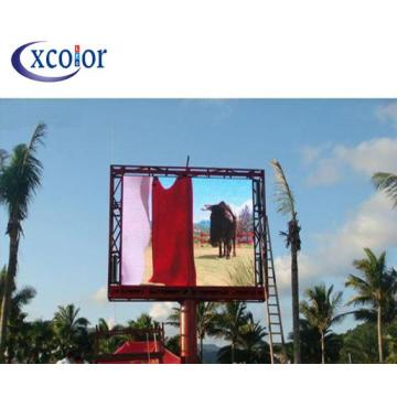 Outdoor P3.91 Full Color Advetising Led Display