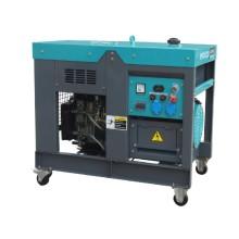 10kw Open Frame Высокопроизводительный дизельный генератор с воздушным охлаждением