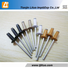 DIN7337 Rivets en aluminium et métalliques en métal