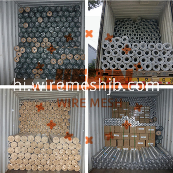 1'' Welded Wire Fence
