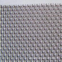 Grillage de titane avec fil de lavage acide