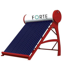 Preheating Type Solar Water Heater
