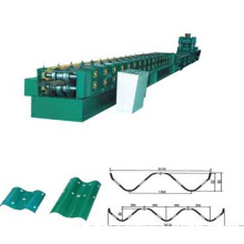 ISO9001: 2008 High Guardrail Roll Forming Machine
