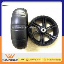 6 pouces EVA mousse roue petite roue légère chariot de golf
