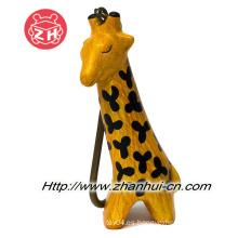 Llavero manchado de ciervos anillo de juguete (ZH-PKT002)