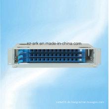 Der Rack-montierte ODF für 36 Ports