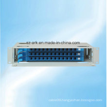 The Rack-Mounted Type ODF for 36 Ports