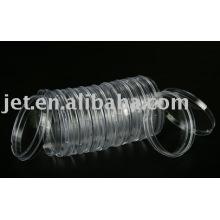 Plats Petri de 60 mm avec anneau de préhension
