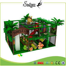 Jungle Gym Theme Children Indoor Playground Small Play Area