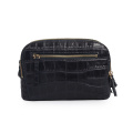 Double Zippers Crocodile Bags Borsa a tracolla Single Strap