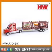 O caminhão acionado atrito da venda 2016 quente com animais