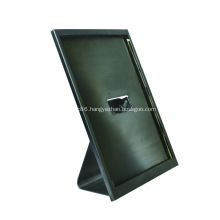 High Quality Stainless Steel Menu Display Holder Stand