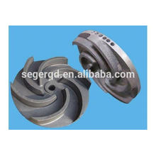 Iron casting impeller for automotive