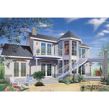 Drummond House Plan 2688