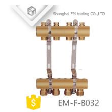 EM-F-B032 Collecteurs de distribution préassemblés pour systèmes de chauffage