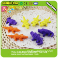 Crocodile Shaped Animal Sets 3D Puzzel Rubber