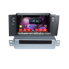 Octa-core 7.0! Fabricante 7 '' Car DVD Player para Citroen C4L com função 4G Radio Navigation map card