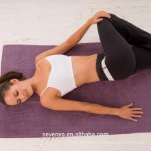 фитнес нескользящей быстро сухой йога коврик полотенце УТ-002