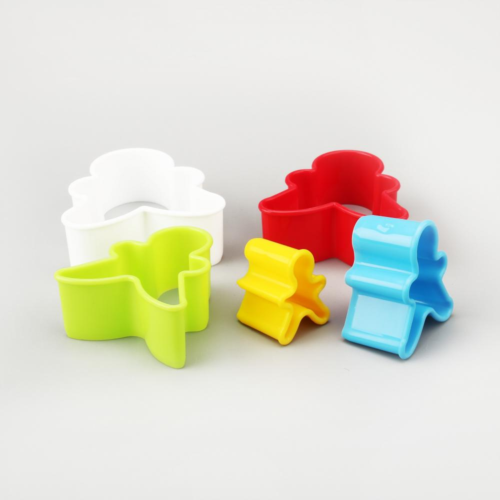 5pcs Cookie Cutter