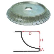 Top Quality venda quente 9 rebolo de moagem abrasiva promoção de venda de rodas 7 rodas de cerâmica