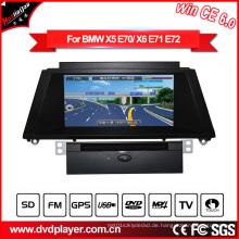 Hla 8825 für BMW X5 BMW X6 Auto Radio GPS DVD Navigation Win Ce 6.0