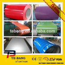 PE Painted aluminum sheet coil aluminium companies in china