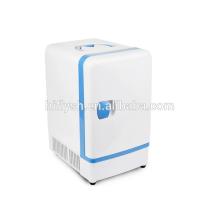 Кв-р-р-7,5 Л(103) постоянного тока 12В переменного тока 220В 48ВТ дома и автомобиля двойного применения, модное авто холодильник(сертификат CE)