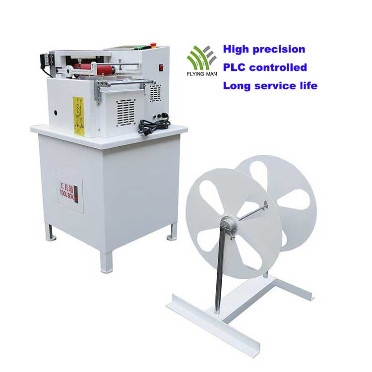 Plc Controlled Roll To Sheet Cutting Machine 13