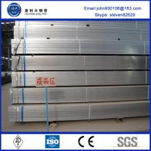 Hot ads 80x80 steel tube carré