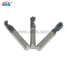 Manufacturer Solid Carbide Pilot Twist Drill Bit for Milling Machine