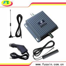 Caminhão do carro 12 V 24 V Banda Dupla 55dB 3G Cdmpa PCS 850 MHz-1900 MHz GSM Telefone Móvel Repetidor de Sinal para o Veículo com Antena