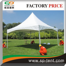 white marquee tent for sale 5x5m in aluminum structure for wedding party events