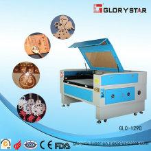 Matériaux en caoutchouc / laine Machine de découpe et gravure au laser CO2