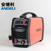 Portable MMA TIG Welding Machine, Single Phase AC 220V, IGBT Type