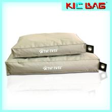 Cama de perro de alta calidad de colores de gran comodidad cama de mascota bolsa de frijol